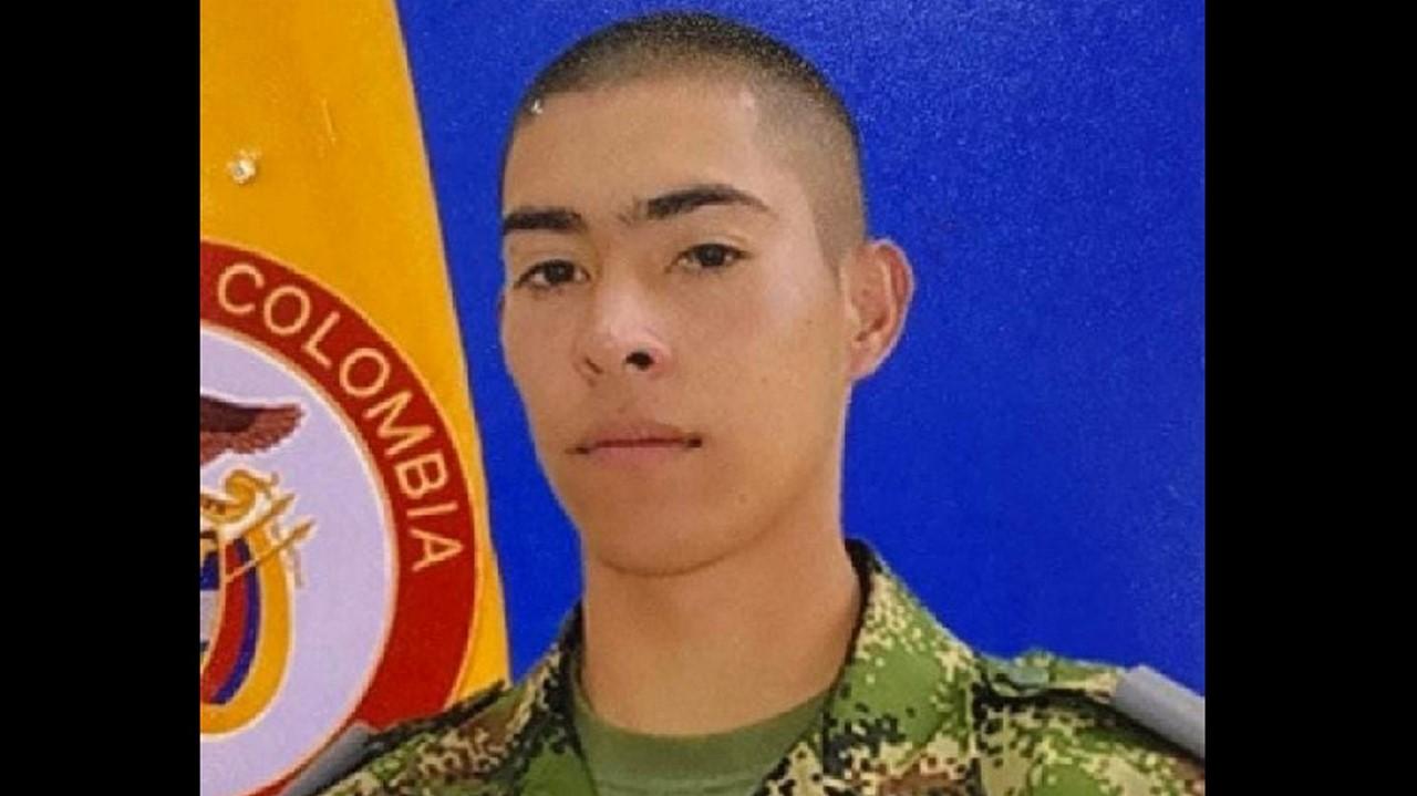 Cuerpo hallado en río Fucha sí es el del soldado que había desaparecido en agosto - Noticias de Colombia