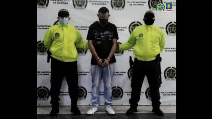 Mandaron a la cárcel a sujeto que habría asesinado a un venezolano en el centro de Medellín