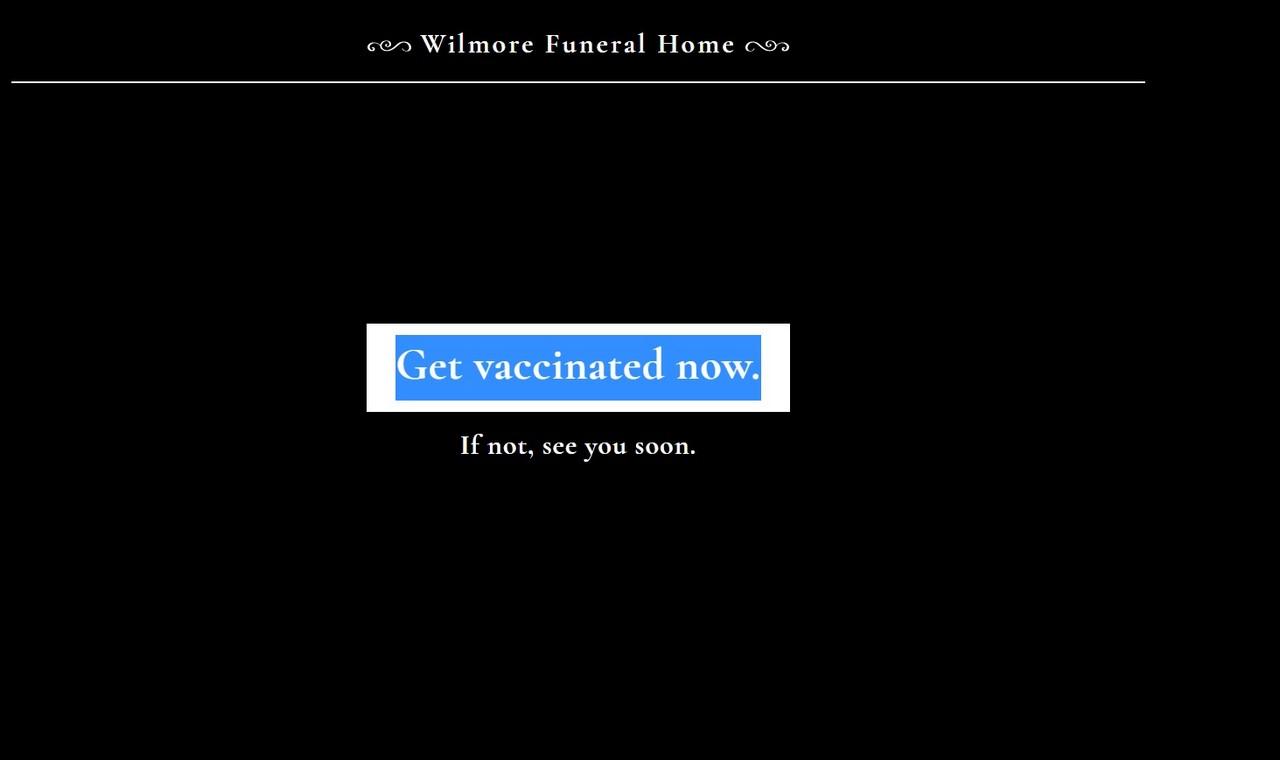 vacuna campana web covid estados unidos