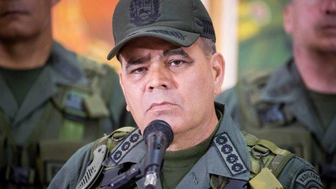 venezuela vladimir padrino