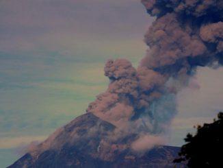 volcan de fuego guatemala