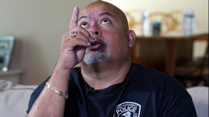 Will Jimeno, colombiano que sobrevivió al 11-S