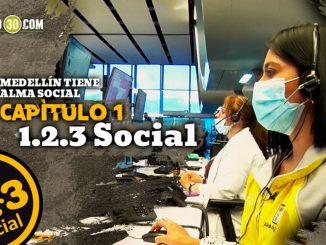 medellin 123 social