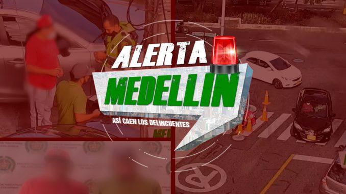 Alerta Medellín, vehículo
