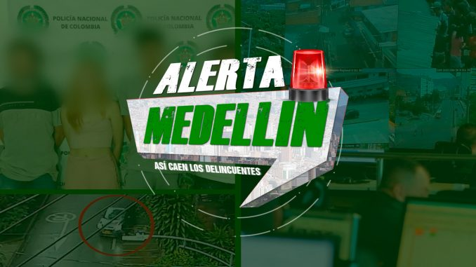 Alerta Medellín - banda