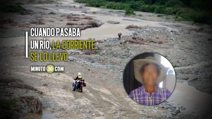 En Santa Fe de Antioquia se registró la trágica muerte de un adulto mayor, quien falleció ahogado tras caerse del caballo en el que se movilizaba.