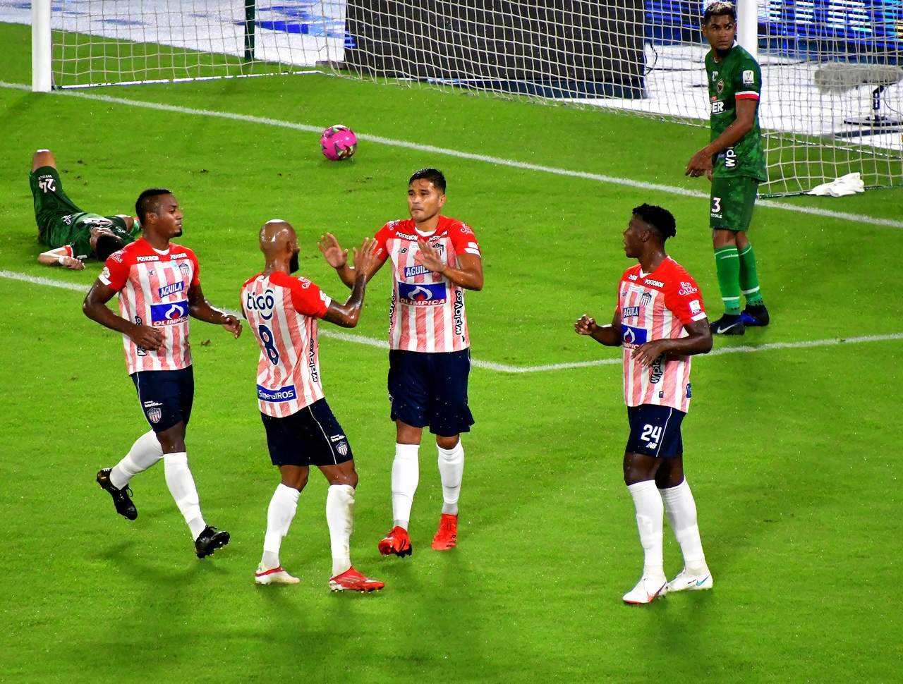 Atletico Junior vs Patriotas 1