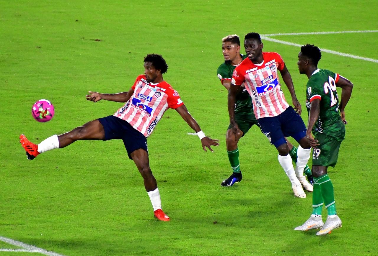 Atletico Junior vs Patriotas 2