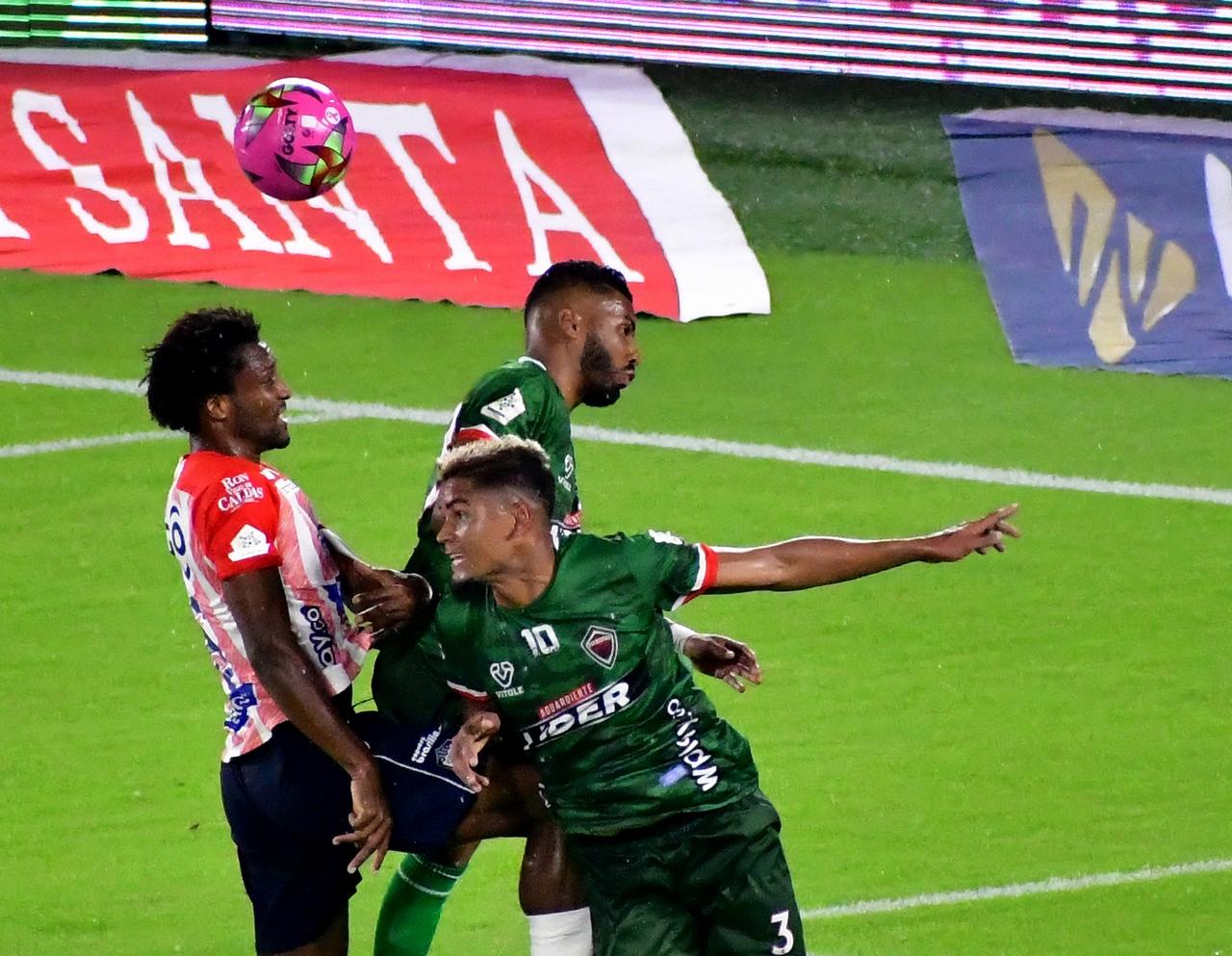 Atletico Junior vs Patriotas 3