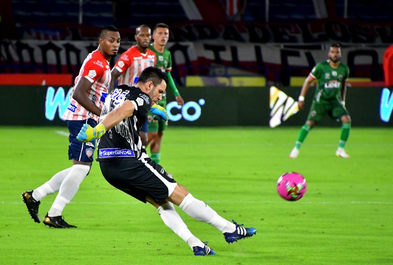 Atletico Junior vs Patriotas 4