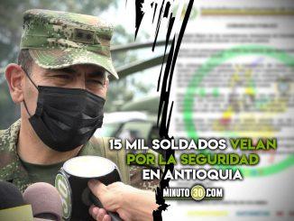 Panfletos firmados por el 'Clan del Golfo' son difundidos en Urabá y el Bajo Cauca