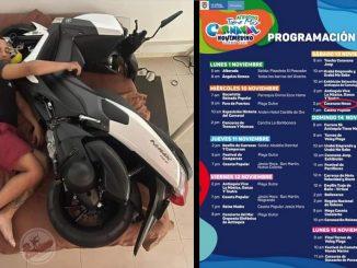 ¡Solo Nmax! Alcalde de Turbo anunció una caravana de solo estas motos