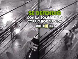 [Video] ¡Madrugaron a robar! Ciudadano que salió a trabajar esta madrugada se opuso a un atraco y le dispararon