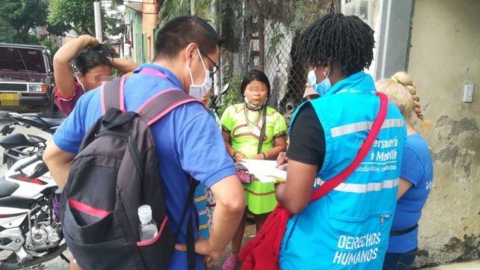 Alarma por llegada masiva a Medellín de desplazados provenientes del Chocó