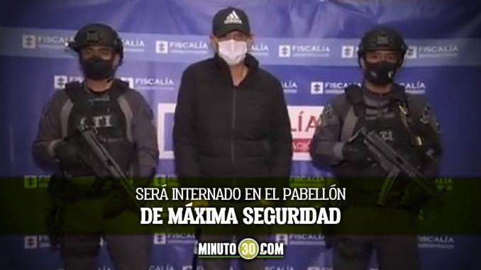 Emilio Tapia fue trasladado esta madrugada a la cárcel La Picota