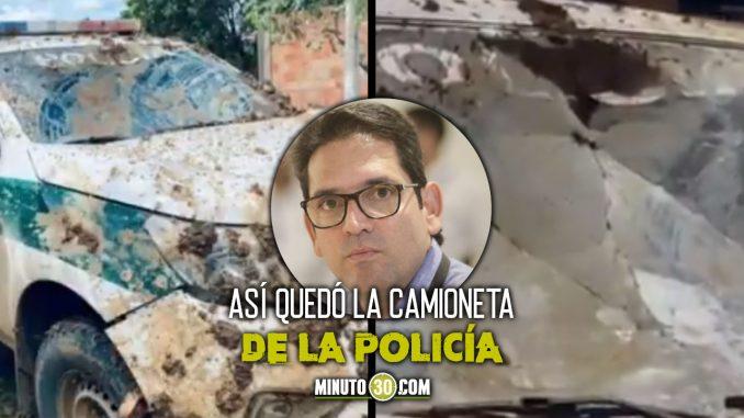 Gobernador del Meta habló tras atentado contra su caravana
