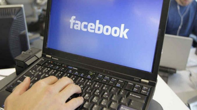 Facebook estuvo en venta por unos minutos