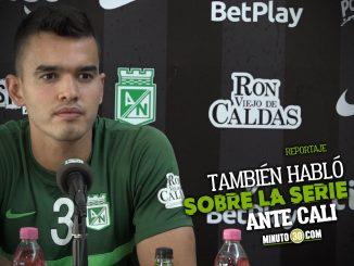 Felipe Aguilar conto por que no participo en los trabajos de campo