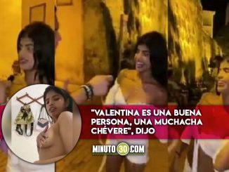 Valentina mor