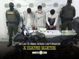 [Video] Itagüí cada vez más limpio de ladrones de moto