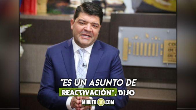 Juan Diego Gómez ley de garantías