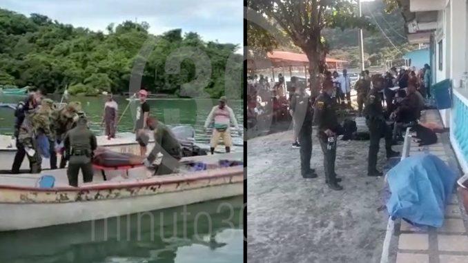 Tres niños haitianos y dos adultos continúan desaparecidos tras naufragio en aguas del Golfo de Urabá