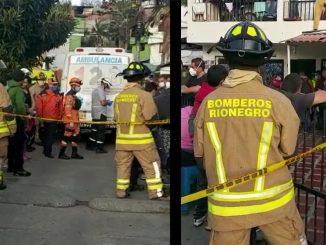 ¡Demasiado doloroso! En Rionegro, una abuelita y sus dos nietos de 2 y 9 años fueron encontrados muertos en su vivienda
