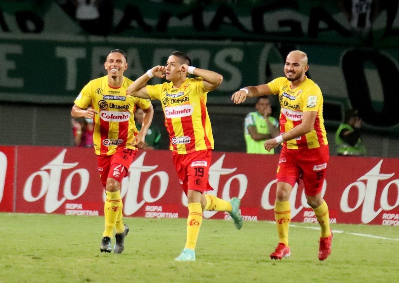 Pereira vs Nacional 1