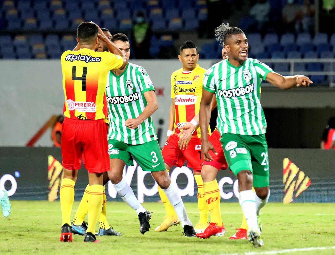 Pereira vs Nacional 6