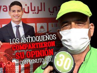 Que opina de la convocatoria de la seleccion Colombia y el no llamado de James Rodriguez