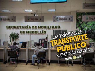 Secretaría de Movilidad Medellín