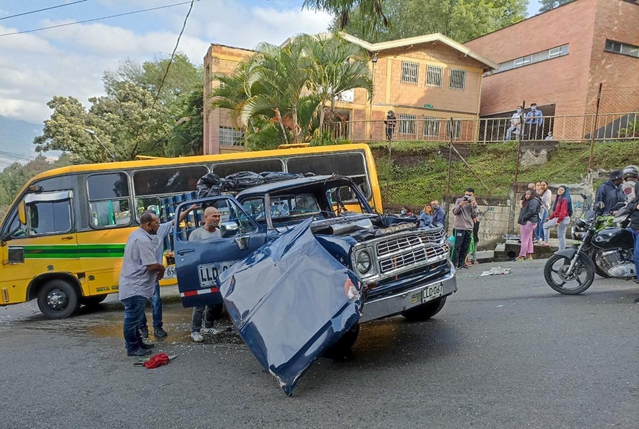 accidente transito enciso 1