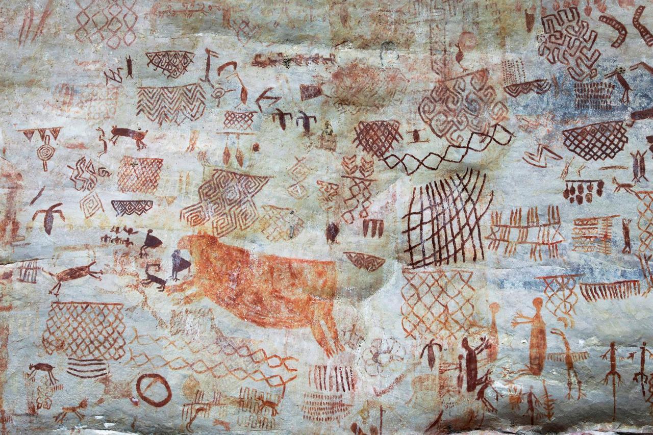 arte rupestre colombia1