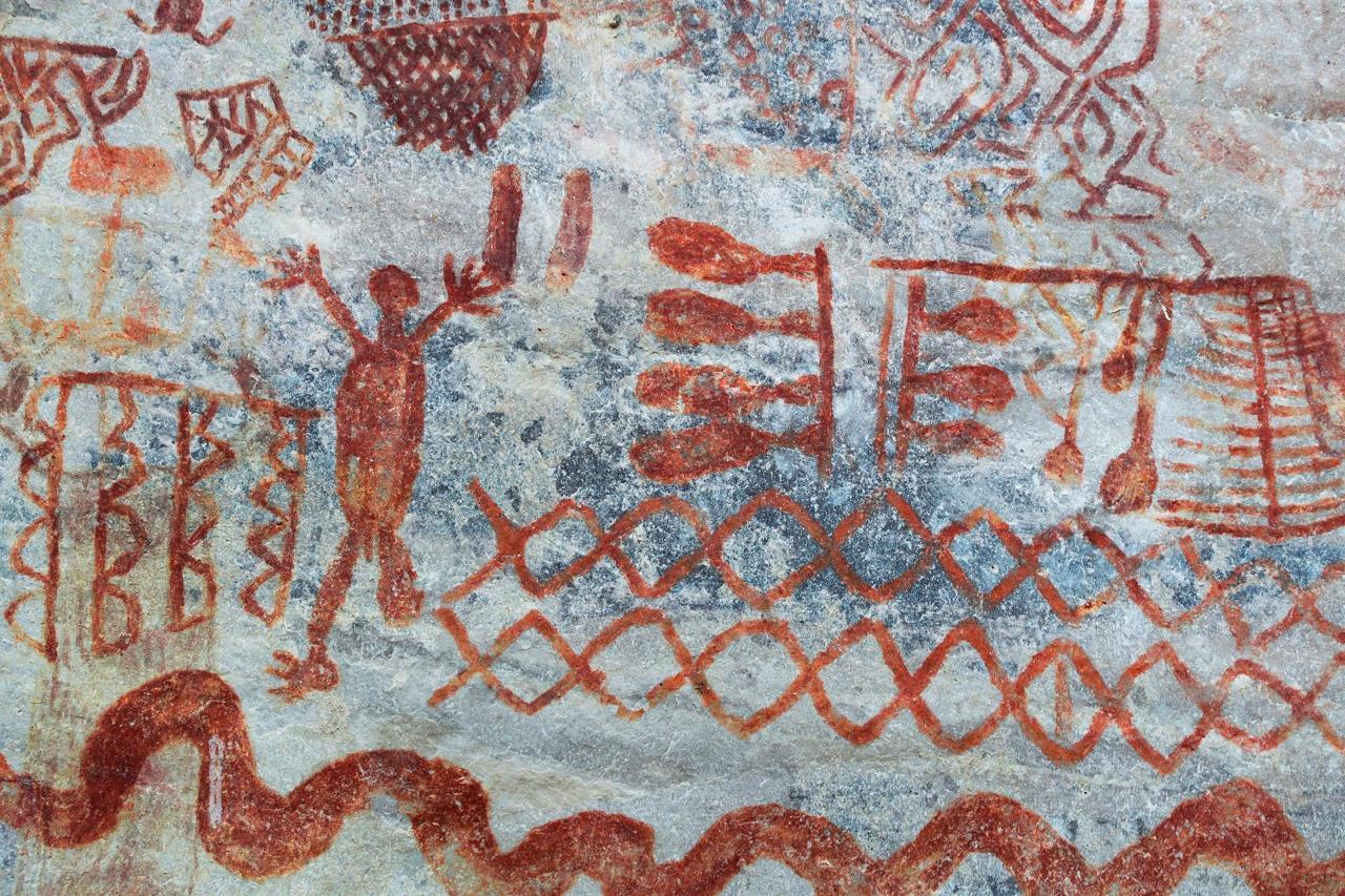 arte rupestre colombia2