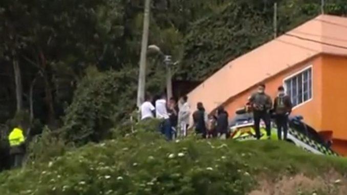 Balacera en Bogotá habría dejado un muerto y dos heridos
