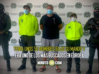 Cayó en San Andrés alias 'DSK', un presunto asesino francés