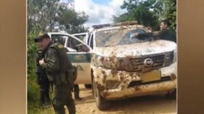 Atentado a caravana del gobernador del Meta sí dejó heridos