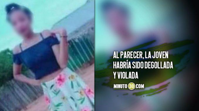 Encontraron el cadáver de una joven dentro de un pozo