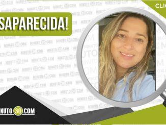 Catalina Pérez Pulgarín desaparecida