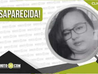 María José Arboleda Zapata desaparecida
