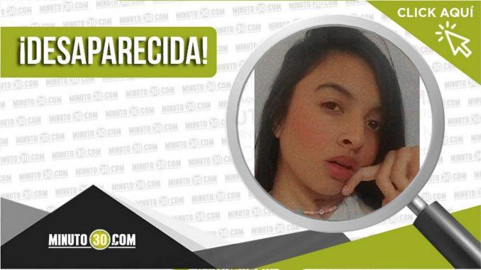 Yesenia Zapata Londoño desaparecida