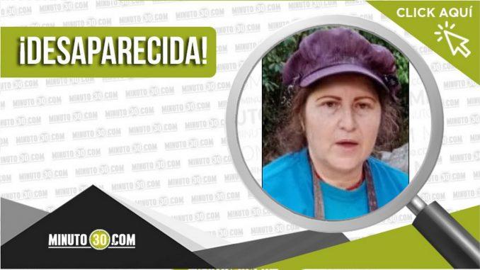 Martha Inés Ospina Idárraga desaparecida