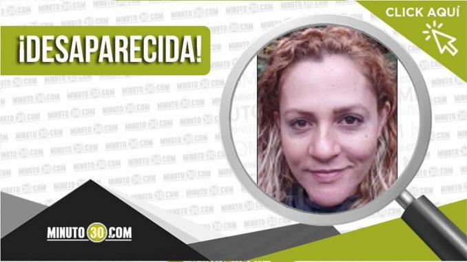 Leidy Alejandra Muñoz Jaramillo desaparecida