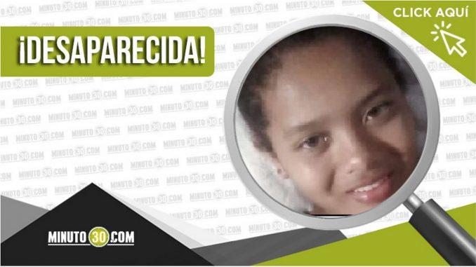 Yurleidy Isabela Donado Gelez desaparecida