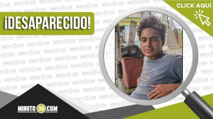 Daniel Alexander Gallego Arenas desaparecido