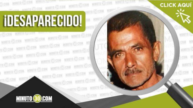 Eduardo Antonio Contreras Gutiérrez desaparecido