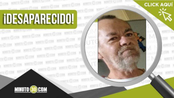 tálvaro de Jesús López Henao desaparecido