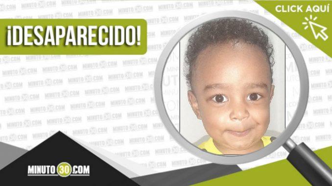 Mathias David Rosales Manjarrés desaparecido