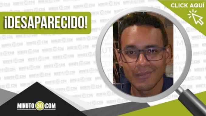 Ronal Yesid Jiménez Rengifo desaparecido