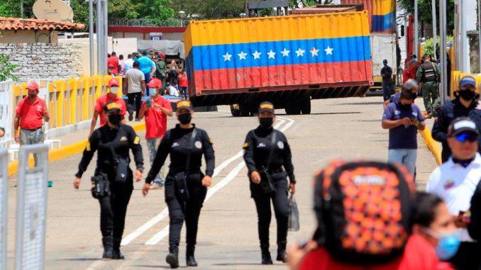 reapertura frontera Venezuela
